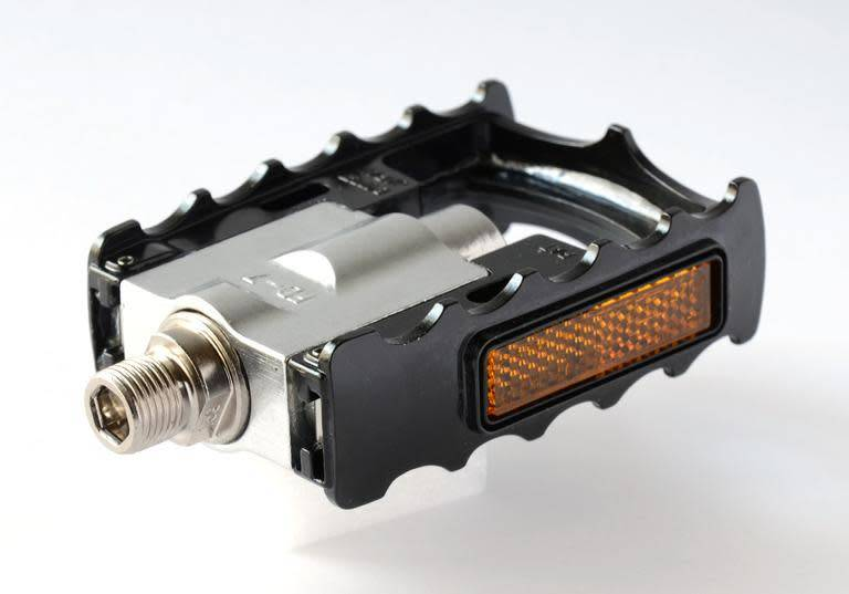 MKS Pedals Folding FD-7 Black
