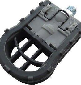 "Pedals Folding FD-5 9/16"" Gray"