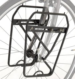 AXIOM Front Rack Journey DLX Low Rider Black