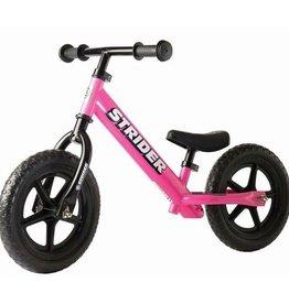 Strider Sports 12 Classic Balance Bike Pink