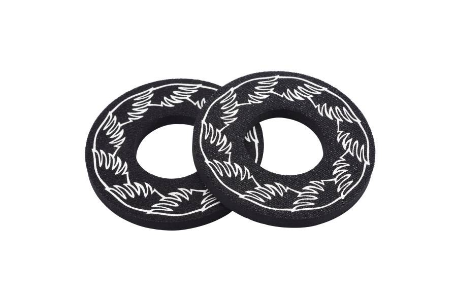 SE BIKES Grip Donuts Wing Black