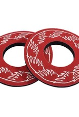 SE BIKES Grip Donuts Wing Red