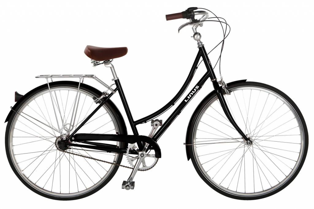 Linus Bikes Dutchi 3 Black Small/41cm/26