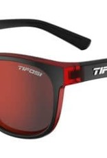Tifosi Sunglasses Swank Crimson/Onyx Smoke Red