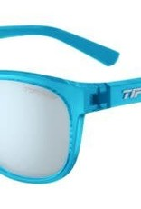 Tifosi Sunglasses Swank Crystal Sky Blue/Smoke Blue