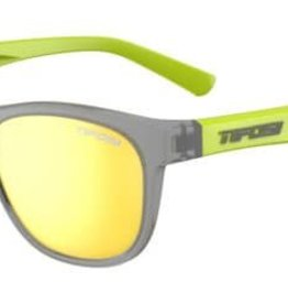 Tifosi Sunglasses Swank Vapor/Neon Smoke Yellow