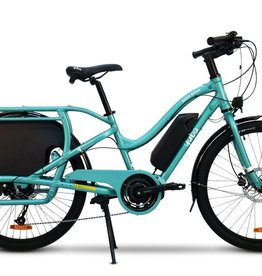 Yuba Bicycles Electric Boda Boda ST Aqua