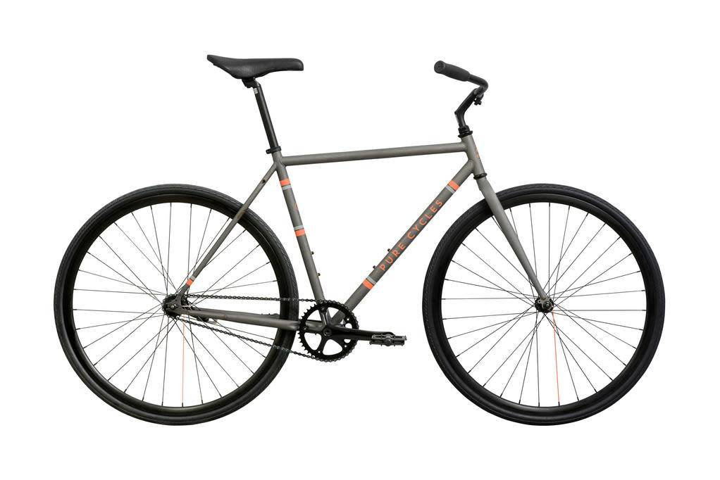 Pure Cycles Coaster Caretta 50/S Raw/Orange
