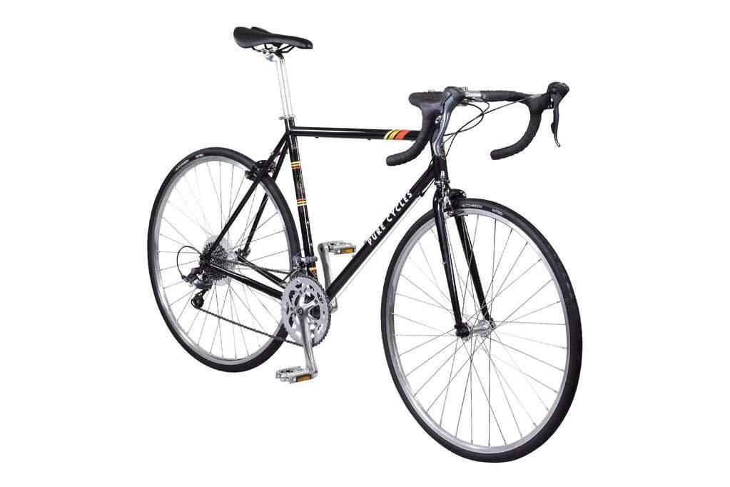 Pure Cycles Road Veleta 58/XL Black