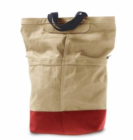 Linus Bikes Sac Rear Bag Sand/Red