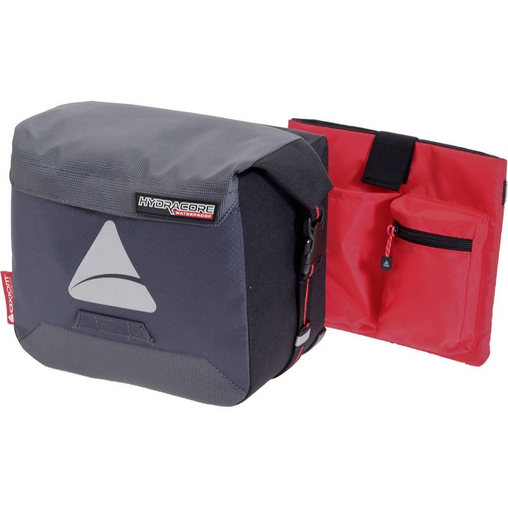 Bag Handlebar Waterproof Tempest Grey/Black