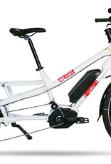 Yuba Bicycles Spicy Curry Bosch White