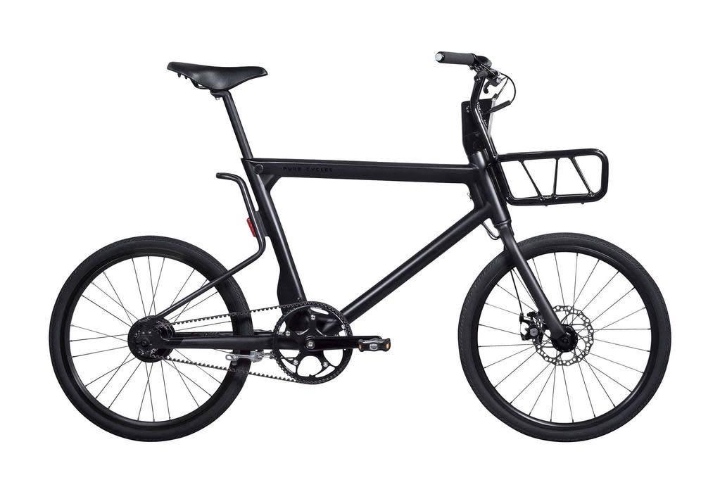 Pure Cycles E-Bike Volta 1 OS Black