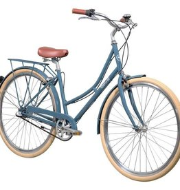 Pure Cycles Pure City Laurel 3sp 43/S Grey Blue/White