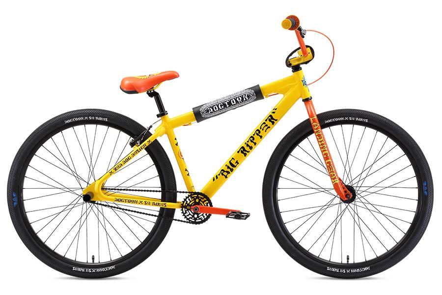 SE BIKES Dogtown Big Ripper 29 Yellow
