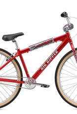 SE BIKES Big Ripper 29 Shiny Red