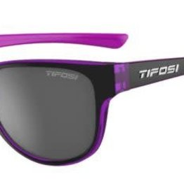 Tifosi Sunglasses Smoove Onyx/Ultra Violet Smoke