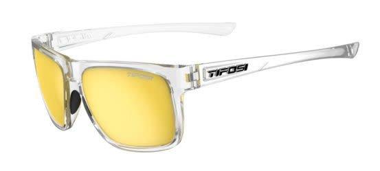 Tifosi Sunglasses Swick Crystal Clear/Smoke Yellow
