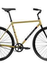 Pure Cycles Coaster Sulcata 54/M Gold/Black