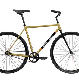 Pure Cycles Coaster Sulcata 54/M Gold/Black