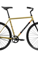 Pure Cycles Coaster Sulcata 58/L Gold/Black