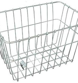 Wald Basket Rear Rack Top 585 14x9x9 Sil