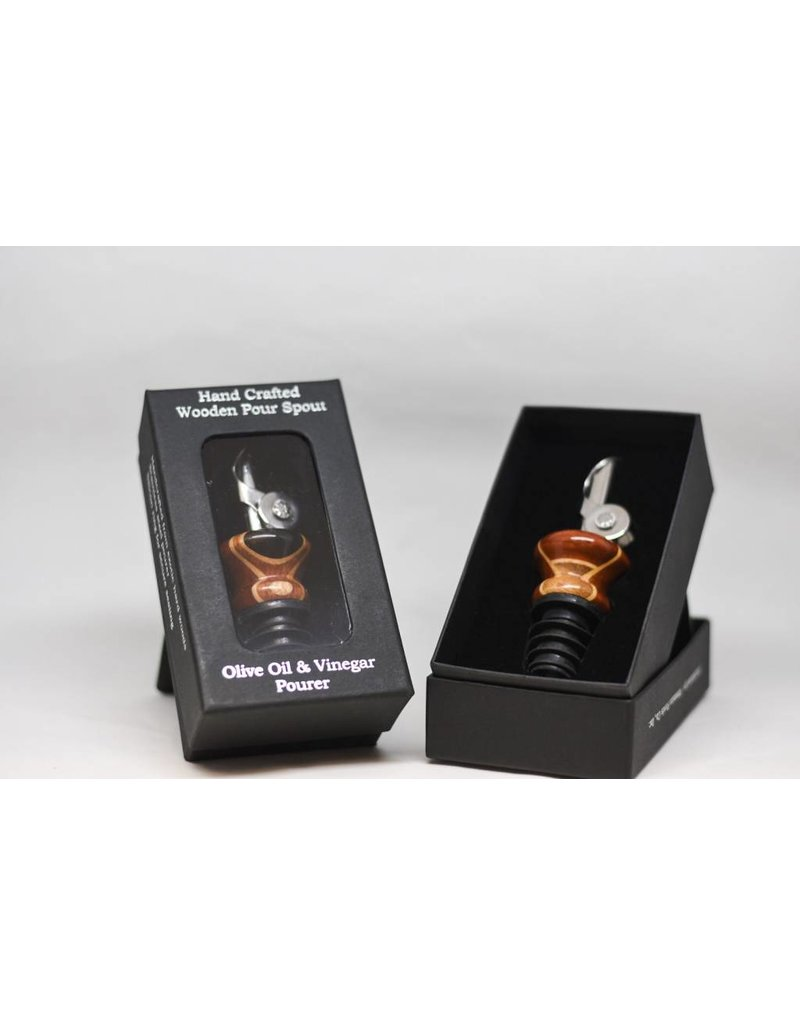 Veronica Foods Ebony Wood Pour Spouts
