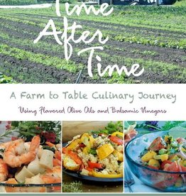 Michele Senac Cookbook Time After Time