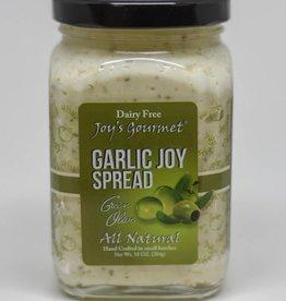 Joy of Garlic Green Olive Garlic Spread