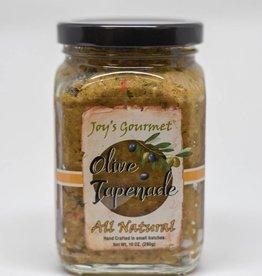 Joy of Garlic Olive Tapenade