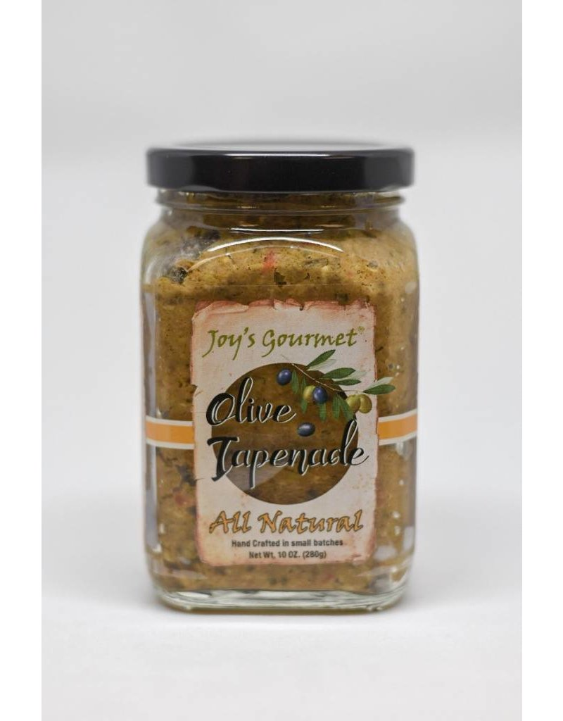 Joy of Garlic Olive Tapenade