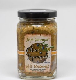 Joy of Garlic Olive Tapenade w/ Cheese