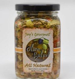 Joy of Garlic Olive Salad