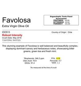 Southern Hemisphere Olive Oil Favolosa- Chili