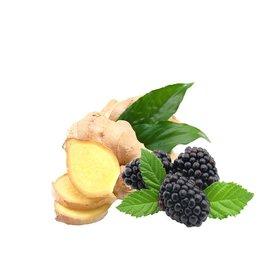 The Anointed Olive Dark Balsamic Blackberry-Ginger