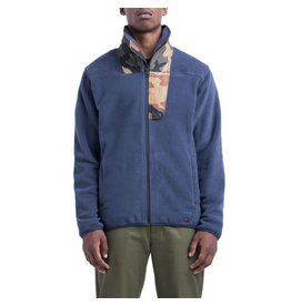 HERSCHEL SUPPLY CO. HERSCHEL ZIP-UP FLEECE mens
