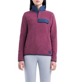 HERSCHEL SUPPLY CO. HERSCHEL PULLOVER FLEECE Womens