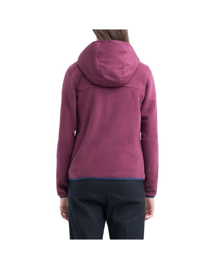 HERSCHEL SUPPLY CO. HERSCHEL ZIP-UP FLEECE Womens