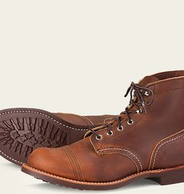 RED WING RED WING SHOES MEN'S IRON RANGER 08085