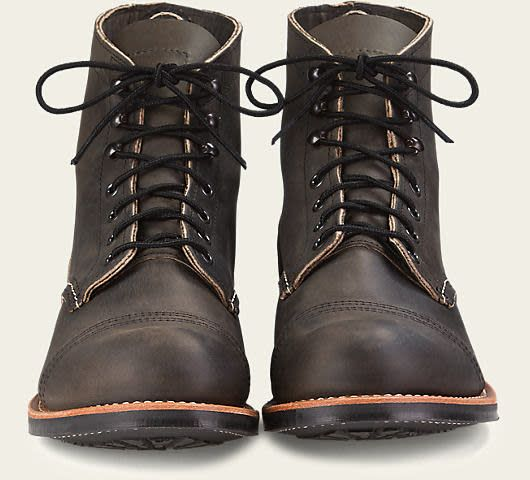 RED WING RED WING SHOES MEN'S IRON RANGER 8086