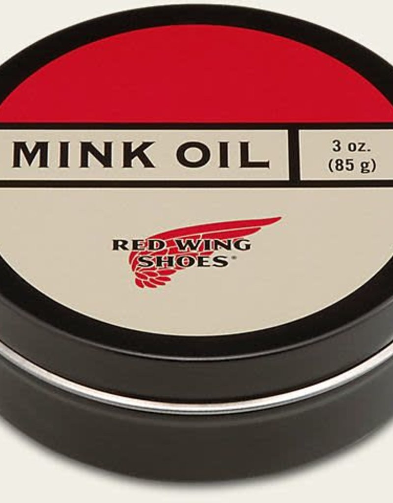 RED WING RED WING SHOES MINK OIL 97105