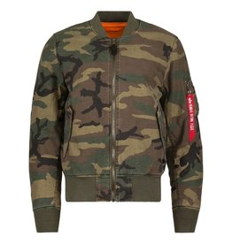 ALPHA INDUSTRIES ALPHA INDUSTRIES MEN'S MA-1 CTN MJM47505C1