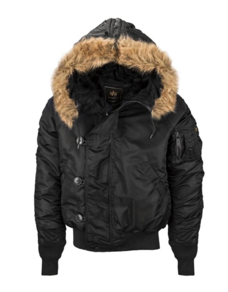 ALPHA INDUSTRIES ALPHA INDUSTRIES MEN'S PARKA N-2B MJN30000C1
