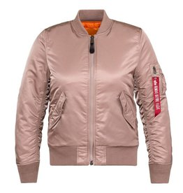 ALPHA INDUSTRIES ALPHA INDUSTRIES WOMEN'S FLIGHT JACKET MA-1 WJM44500C1