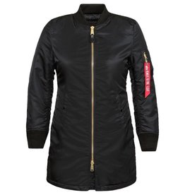 ALPHA INDUSTRIES ALPHA INDUSTRIES FEMMES LONG W MA-1 WJM47503C1