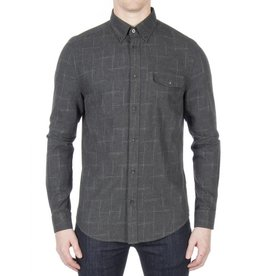 BEN SHERMAN BEN SHERMAN MEN'S LS BRUSHED SPACE DYED 0048055