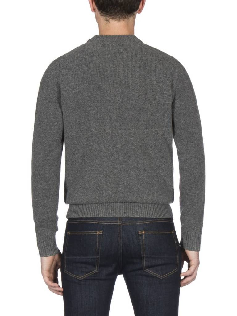 BEN SHERMAN BEN SHERMAN MEN'S CABLE FRONT CREW NECK 0048185