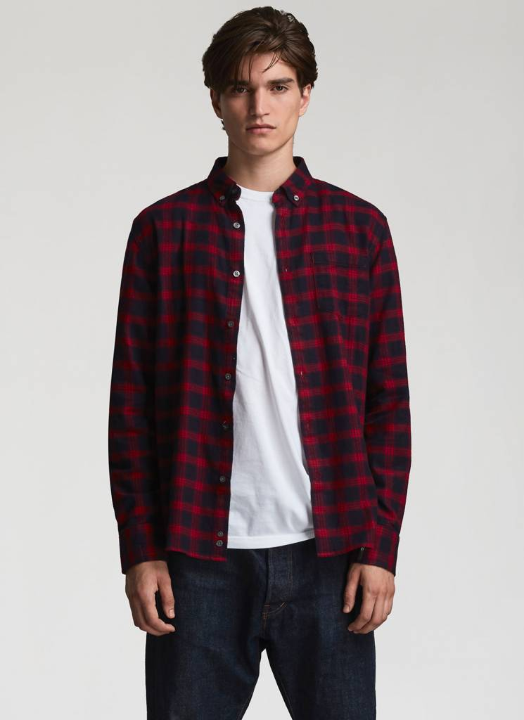 PENFIELD PENFIELD MEN'S SHIRT LS COREY CHECK PFM512043217