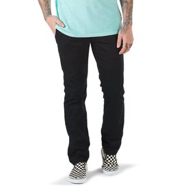 VANS VANS MEN'S AUTHENTIC CHINO STRETCH VN0A3143BLK