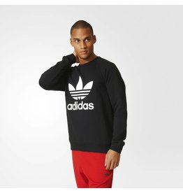 ADIDAS ADIDAS MEN'S TREFOIL FLEECE CREW AY7791